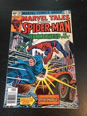 Marvel Tales Starring Spider-Man#107 Awesome Condition 7.5(1979)