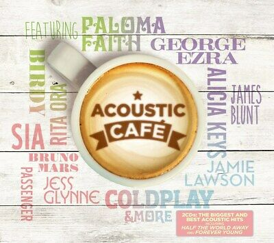 Acoustic Cafe - Various Artists (Album) [CD]