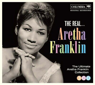 The Real... Aretha Franklin - Aretha Franklin (Box Set) [CD]