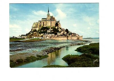F: MONT SAINT MICHEL - Perle de l'occident