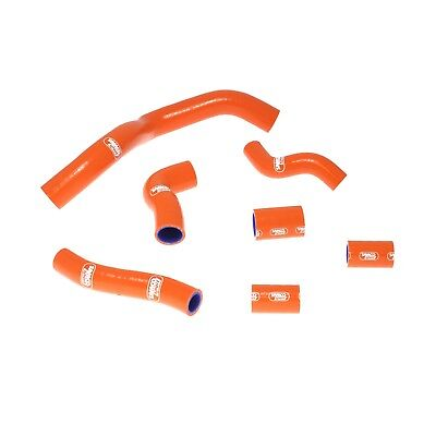 KTM 990 Adventure 2005-2013 7 Piece Samco Sport Hose Kit
