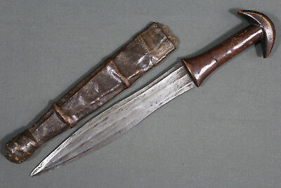 Antique West African dagger - West Africa, 19th early 20th century
