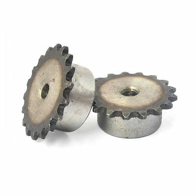 """#25 Chain Drive Sprocket 50T 04C 25Tooth Pitch 1/4"""" 6.35mm Outer Dia 104mm"""