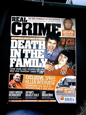 Real Crime Magazine Issue 27 (new) 2017