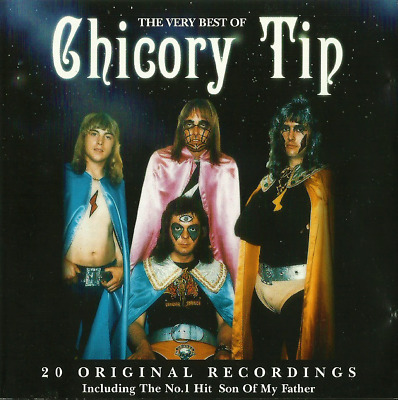 Chicory Tip - The Very Best Of (DISC ONLY) CD album Greatest Hits