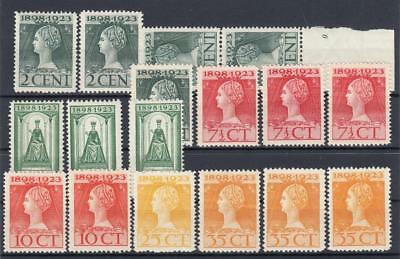 (6128) Netherlands 1923 Mnh Jubileum Special Selection