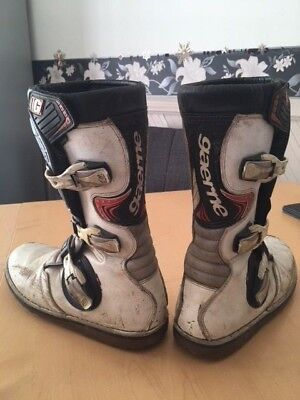 Gaerne Trials Boots - Size UK 9
