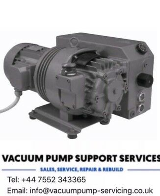 Vacuum Pump- Edwards Rietschle VCA 15- NEW- WARRANTY- 18 m3/h- £495...call now..