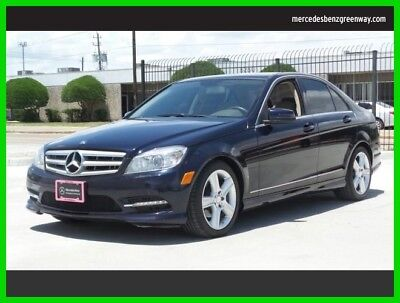 Mercedes-Benz C-Class C 300 Sport 2011 C 300 Sport Used 3L V6 24V Automatic Rear Wheel Drive Sedan Premium