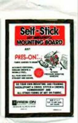 Self Adhesive Mounting Board 12.5 x 17.5cm