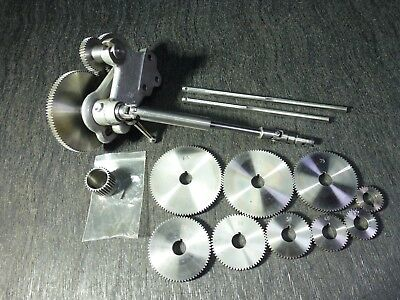 Schaublin 70 Swiss Watchmakers Lathe Screw Cutting Attachment New/unused