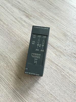 Siemens Simatic / Relay Output Module / 6ES7138-4FR00-0AA0 / E-Stand:02