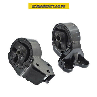L252 For 04-09 Kia Spectra Spectra5 2.0L MANUAL Rear Motor /& Trans Mount Set 2pc