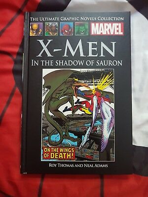 MARVEL ULTIMATE GRAPHIC NOVELS COLLECTION X-Men in the shadow of sauron #XVI