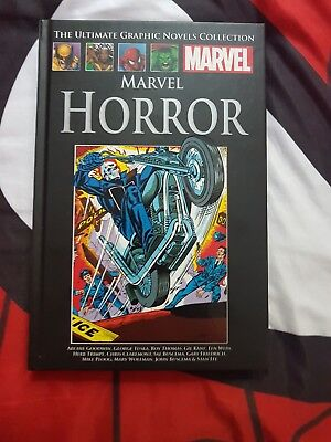 MARVEL ULTIMATE GRAPHIC NOVELS COLLECTION Marvel Horror XXI