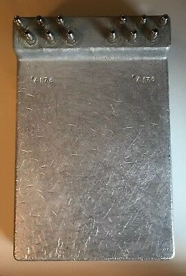 5- Pass Cold Plate For Soda Fountain Dispenser USED