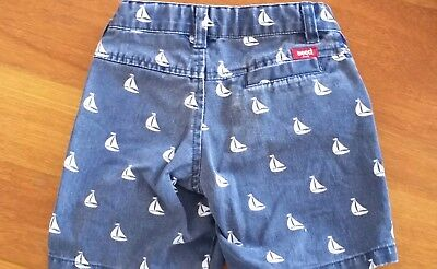 seed shorts boys 2-3 - Adjustable