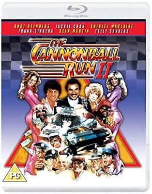 The Cannonball Run II (Dual Format Blu-ray and DVD)[Region 2]