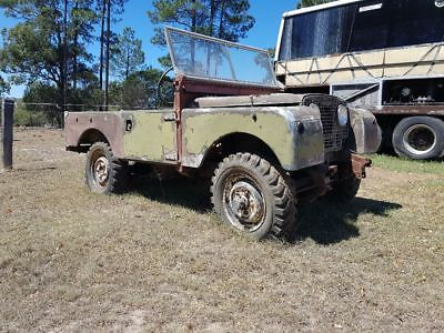 Land Rover series 1 80in
