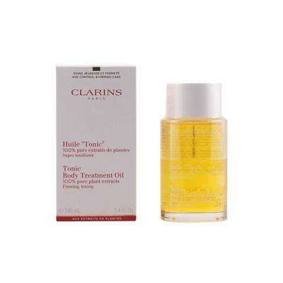 Clarins Body Treatment Oil Firming Toning 3.4-Ounce Box