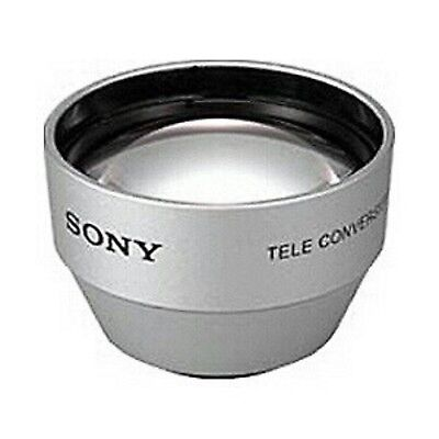 100% NEW & GENUINE SONY TELE-CONVERSION LENS VCL-2025 S 2.0x for 25mm Lenses