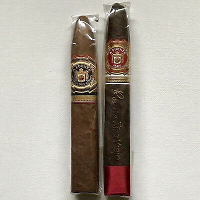 2 PACK Don Carlos Eye of the Shark & Fuente Anejo Shark 77