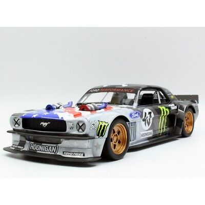 Top Marques 1/18 Ford Mustang Hoonicorn V2 Climbkhana - Ken Block
