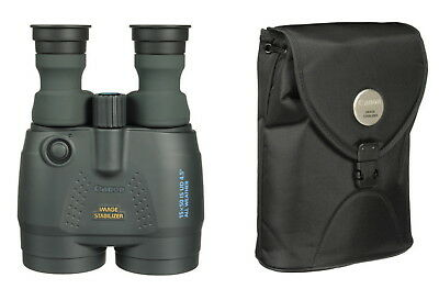 Canon 15 x 50 IS UD 4.5 All Weather Image Stabilizer Binoculars, Excellent Cond.