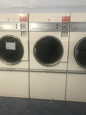 SpeedQueen Laundromat Commercial industrial  Coin Operated has Clothes Dryer