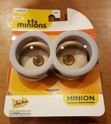 Brand NEW Minion Movie Exclusive Official Shades Goggles Glasses for Costume