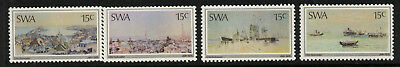 South West Africa 380-3 MNH Art, Ships, Architecture