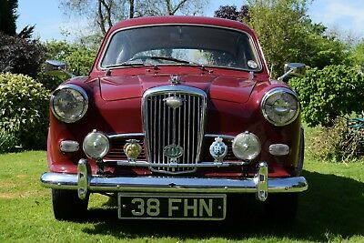 1957 Wolseley 1500 - Beautiful In Every Respect. Difficult To Find Better.
