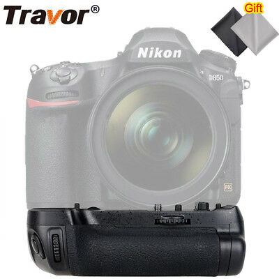 Camera Battery Grip Pack For Nikon D850 Replacement as MB-D18 Work with EN-EL15