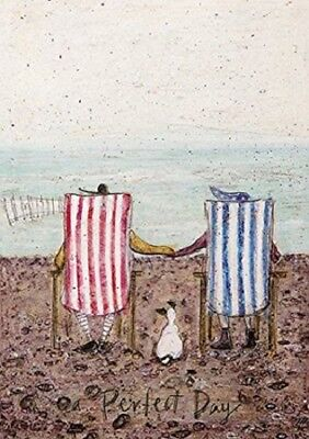 Sam toft greeting card perfect day retirement 295 picclick uk sam toft greeting card perfect day retirement m4hsunfo