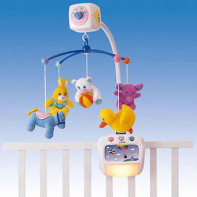Core Musical Mobile with Crib Light