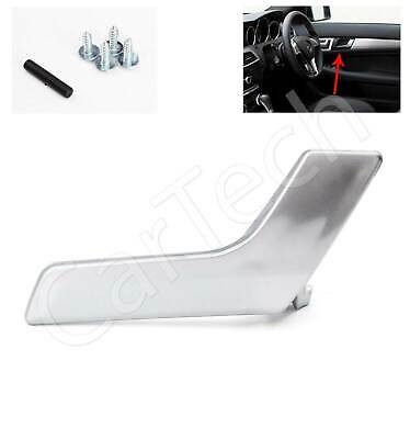 Mercedes W204 Interior Door Handle Chrome Plated Right Driver Side Uk