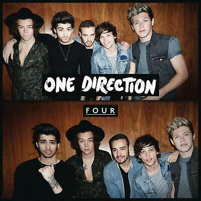One Direction – Four (New/sealed) Cd