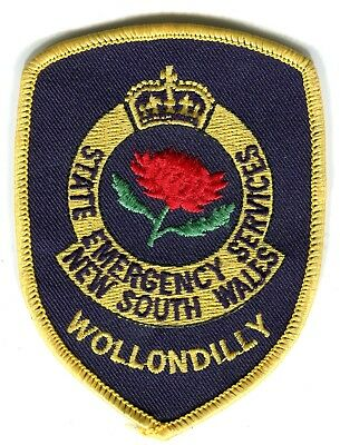 New South Wales State Emergency Services (NSW SES), Wollondilly Patch
