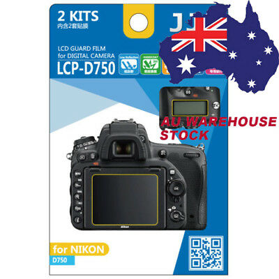 JJC LCP-D750 LCD Film Camera Screen Protector for NIKON D750 Guard Film _AU