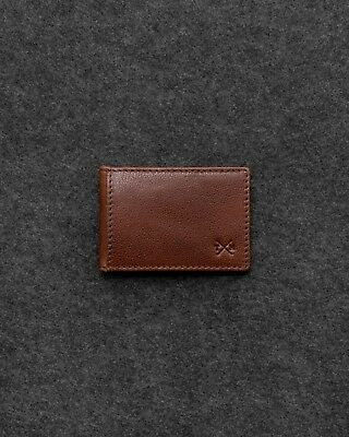 Genuine Leather Travel Pass / Oyster Card Holder by Tumble and Hide