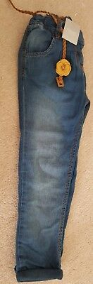 BNWT Next Girl Jeans Age 4-5 Years