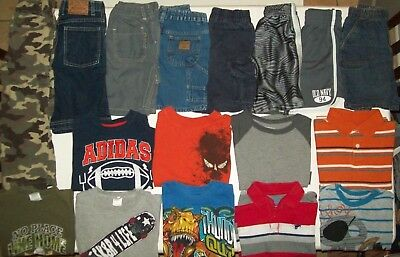 Boys clothes lot size 4T boys summer clothes size 4 clothes Gap kids Gymboree