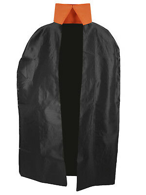 Children's Halloween Vampire Dracula Witch Party Fancy Dress Cape Cloak One Size