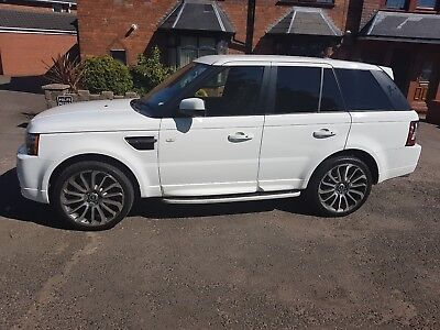 Range Rover Sport 3.0 SD V6 HSE 2012 (Luxury Pack). Autobiography conversion