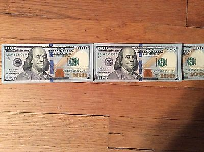 (1) $100 2009A Hundred Dollar Bills Starting At Le 94693901A Richmond Unc Notes