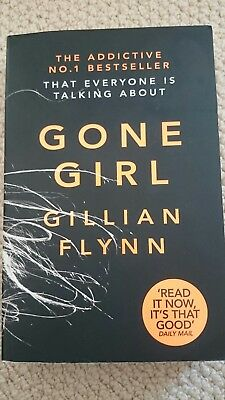 Gone Girl by Gillian Flynn (Paperback, 2013)