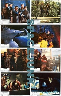 STAR TREK III: THE SEARCH FOR SPOCK (1984) U.S. Lobby Cards Complete Set of 8