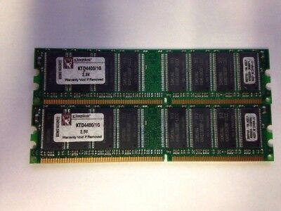 33l5039 Lenovo 1 Gb 266 Mhz / Pc2100 Dimm 184-pin Ddr