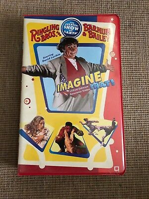 imagine That: Ringling Brothers and Barnum & Bailey 132nd Souvenir Edition