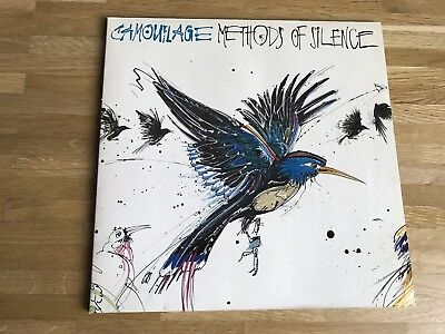 Camouflage - Methods Of Silence (Love Is A Shield) Vinyl LP FOC - TOP-Zustand!